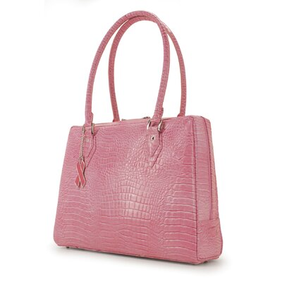 "Mobile Edge 16"" Komen Milano Tote in Pink"
