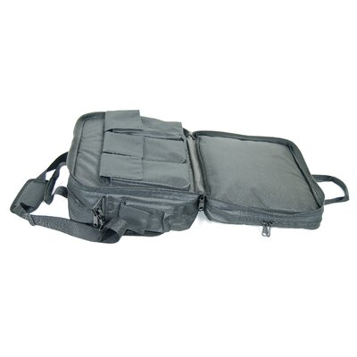Netpack Check Point Friendly Computer Bag in Black