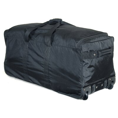 "Netpack 30"" Ultra Simple 2-Wheeled Travel Duffel"