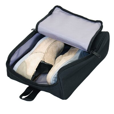 Netpack Deluxe Footwear Packing in Black
