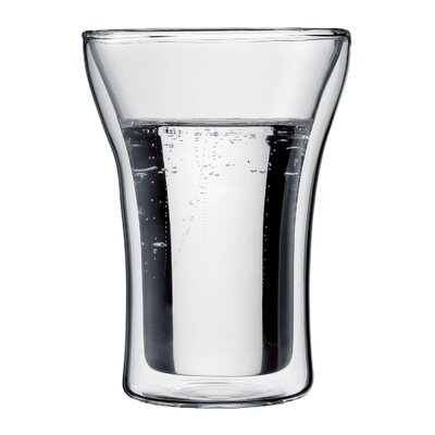 Assam Double Wall Highball Glasses (Set of 2)