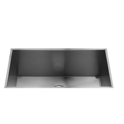 UrbanEdge Undermount Single Bowl 32