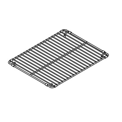 Julien Electropolished Stainless Steel Grid for 12''x15'' Sink Bowl