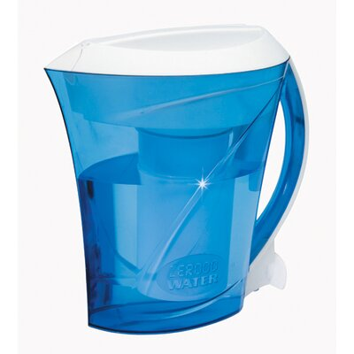 Zero Water Filtration Pitcher with Electronic Tester
