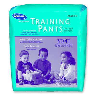 Invacare Supply Group Children's Training Pants