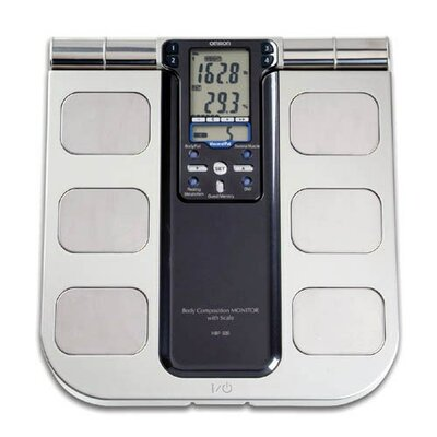 Omron Healthcare Body Composition Monitor with Scale
