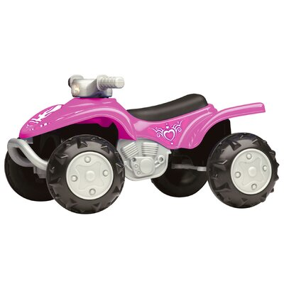 American Plastic Toys Girls Trail Runner ATV