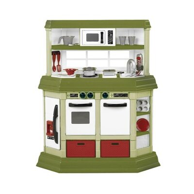 American Plastic Toys Cookin Kitchen