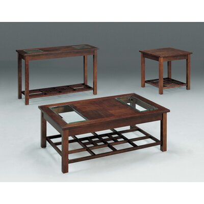 Somerton Dwelling Enchantment Coffee Table Set