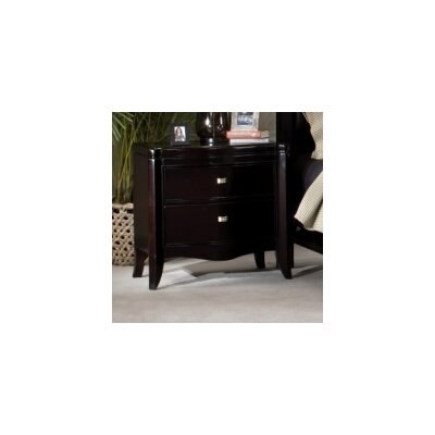 Signature 2 Drawers Nightstand