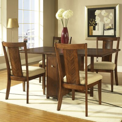 Somerton Dwelling Runway 5 Piece Dining Set