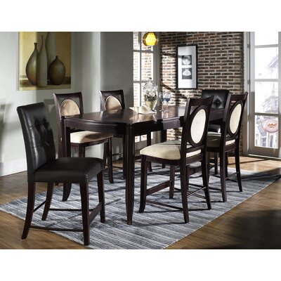 Somerton Signature 7 Piece Counter Height Dining Set