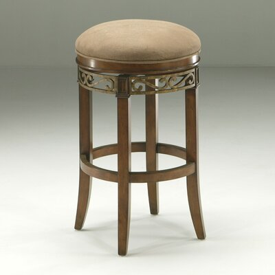 "Pastel Furniture Carmel 26"" Backless Counter Stool"