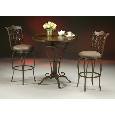 "Pastel Furniture Athena 40"" Pub Table Set"