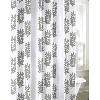 City Scene Paloma Cotton Shower Curtain