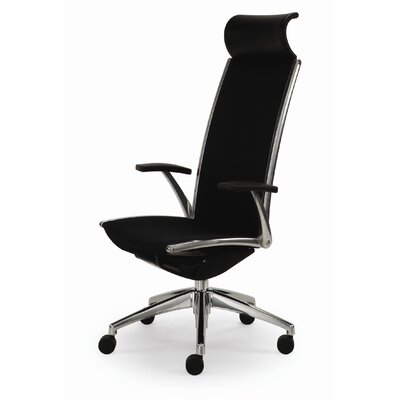 Jesper Office High-Back Leather Executive Chair