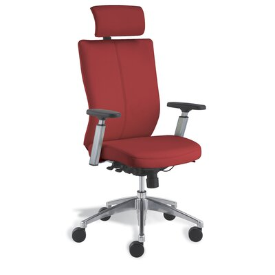 Modern Office Leather Executive Chair