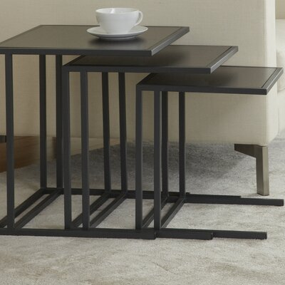 Jesper Office Parson 3 Piece Nesting Table