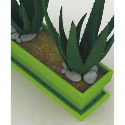 Smart & Green Jardinera Rectangular Plate