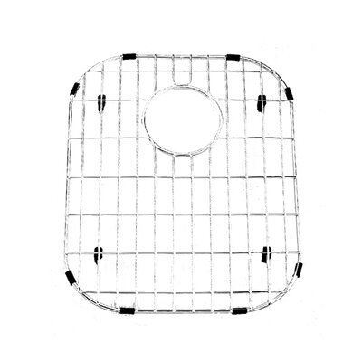 "Nantucket Sinks 16"" x 13"" Bottom Grid for 60/40 Kitchen Sink Large Bowl"