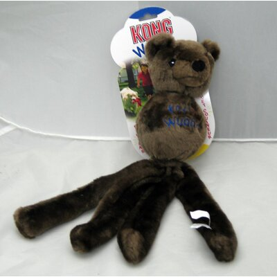 Grey Wubba Friend Dog Toy