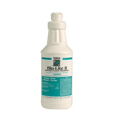 Franklin Cleaning Technology Blu-Lite II Disinfectant Acid Bowl Cleaner