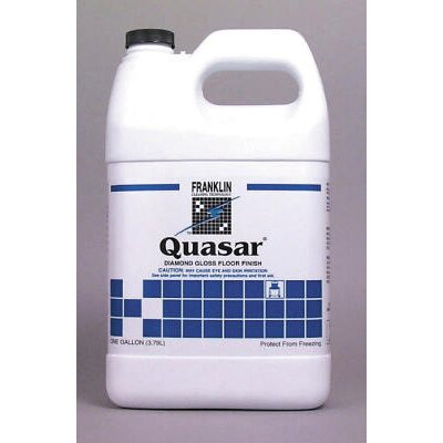Franklin Cleaning Technology Quasar High Solids Floor Finish Bottle