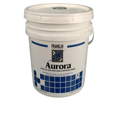 Franklin Cleaning Technology Aurora Ultra Gloss Fortified Floor Finish Pail