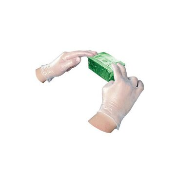 Impact Disposable Powder-Free Vinyl Large Gloves General Purpose