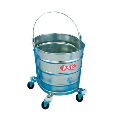 Impact 26 Quart Metal Mop Bucket