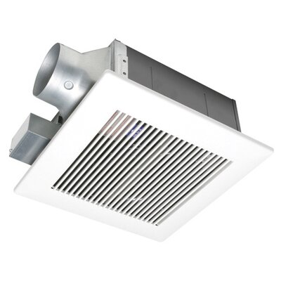 WhisperFit 80 CFM Energy Star Bathroom Fan