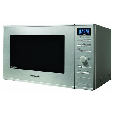 Panasonic® 1.2 cu.ft. 1200W Stainless Steel Microwave