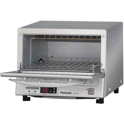 Panasonic® FlashXpress Toaster Oven