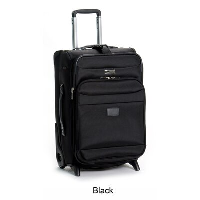 "Delsey Helium Pilot 2.0 21"" Expandable Suiter Carry-On"