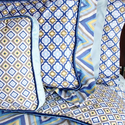 Caden Lane Ikat Boy Duvet Collection