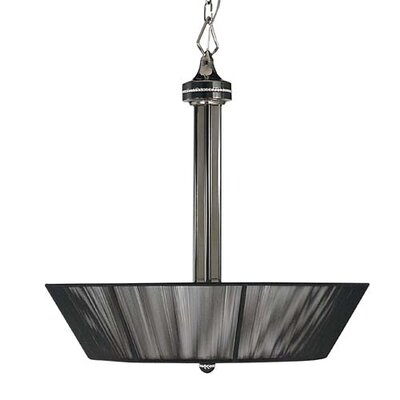 Framburg Sophia 3 Light Inverted Pendant