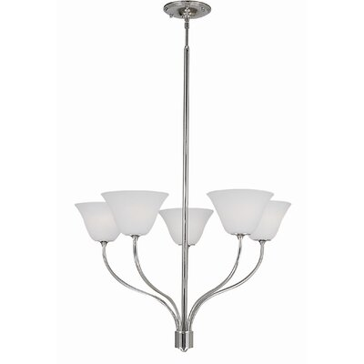 Framburg Trianon 5 Light Dining Chandelier