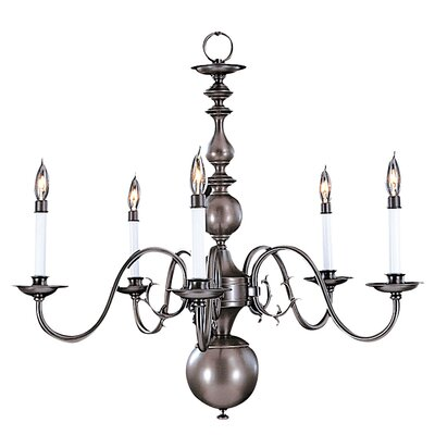 Framburg Jamestown 5 Light Dining Chandelier