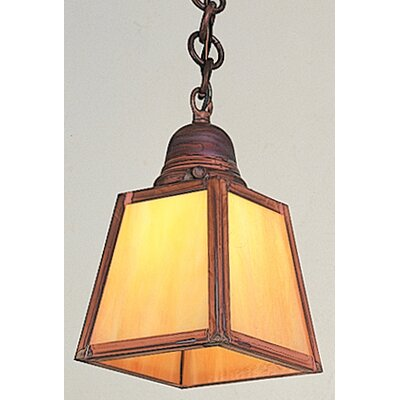 Arroyo Craftsman A-Line Outdoor Mini Pendant