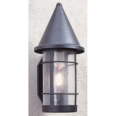 Arroyo Craftsman Valencia 1 Light Wall Sconce
