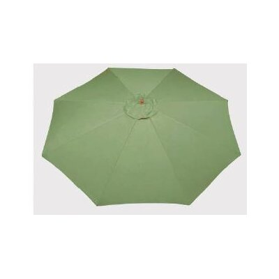 Atlantic Outdoor 9' Sage Market Umbrella