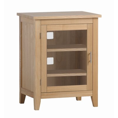 Kelburn Furniture Carlton Ash Hi-Fi Unit