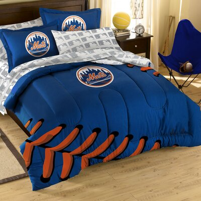 Northwest Co. MLB New York Mets Full Bed in a Bag