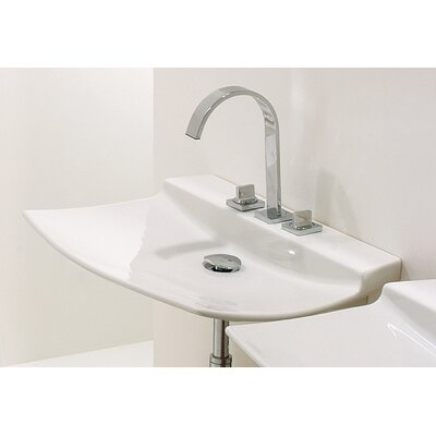 Ceramica I Bathroom Sink - Fly 75