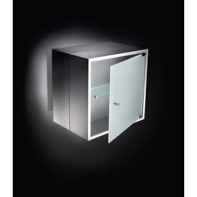 WS Bath Collections Linea 5.5&quot; x 15.7&quot; Pika Medicine Cabinet