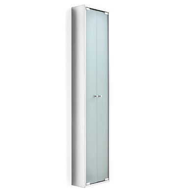 "WS Bath Collections Linea 11.8"" x 55.1"" Pika Bathroom Storage Cabinet"