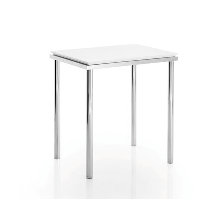WS Bath Collections Complements Scagni Stool