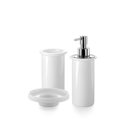 WS Bath Collections Saon Bathroom Accessories Set