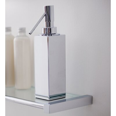 Metric Free Standing Soap Dispenser
