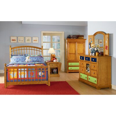 Build-A-Bear by Pulaski Bearific Slat Bedroom Collection